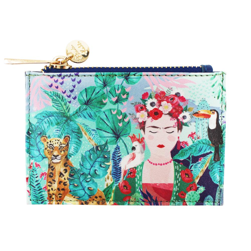 Frida Kahlo Card Purse