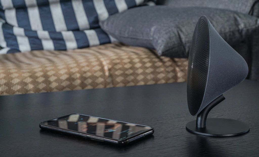 Halo Speaker Mini Black