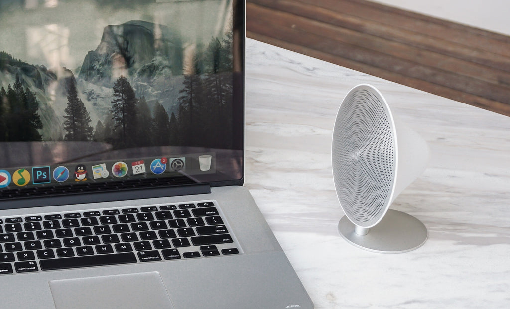 Halo Speaker Mini White