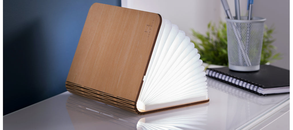 Mini Maple Smart BookLight
