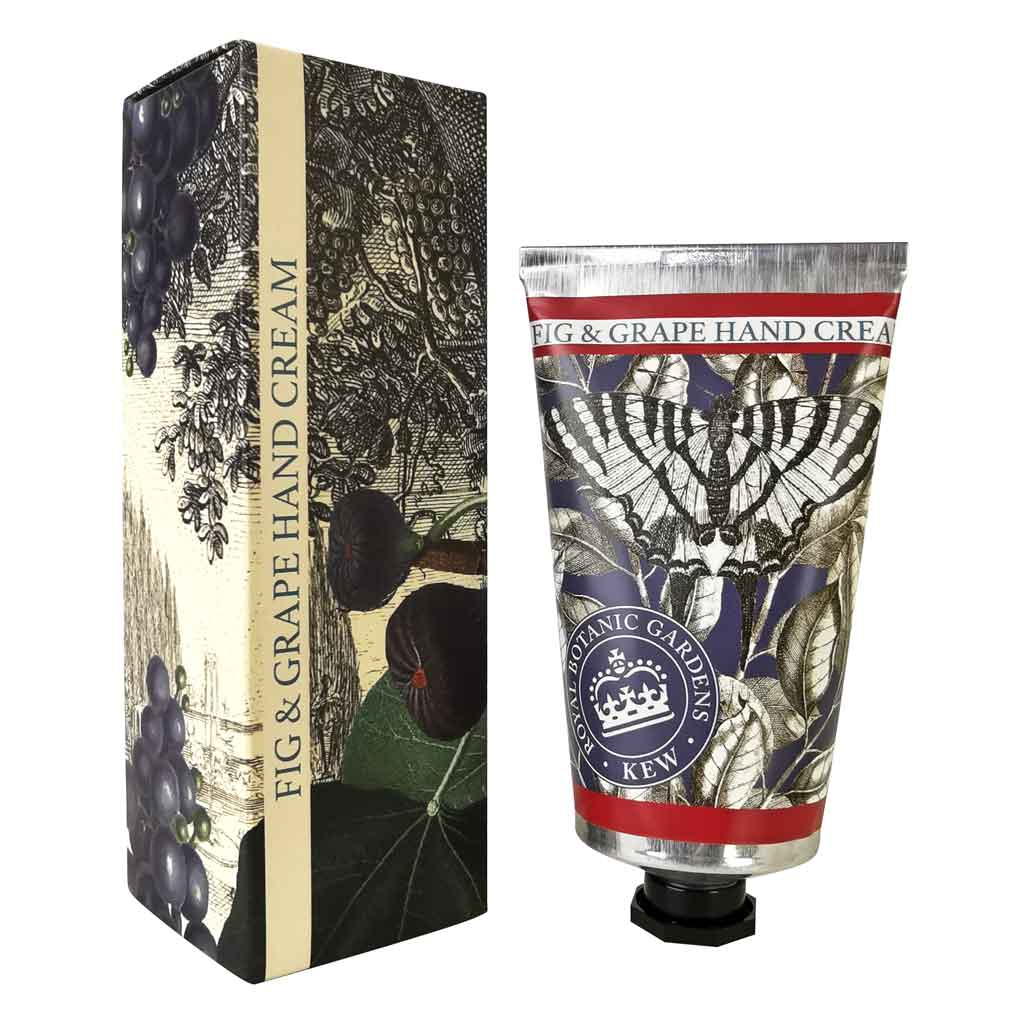 Fig and Grape Kew Gardens Hand Cream