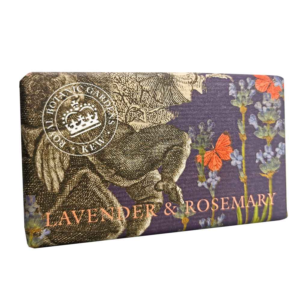 Lavender and Rosemary Kew Gardens Soap