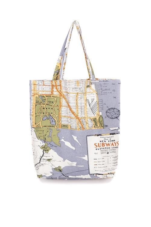 One Hundred Stars New York City Tote Bag