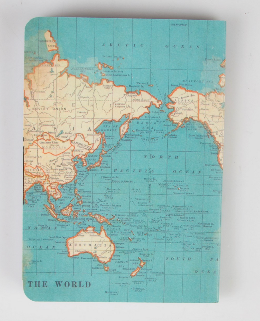Little Map Notebook
