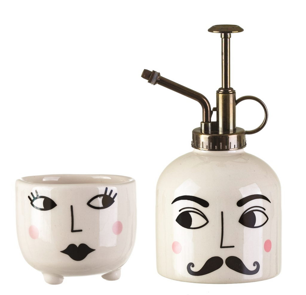 Mister & Mrs Plant Set Box