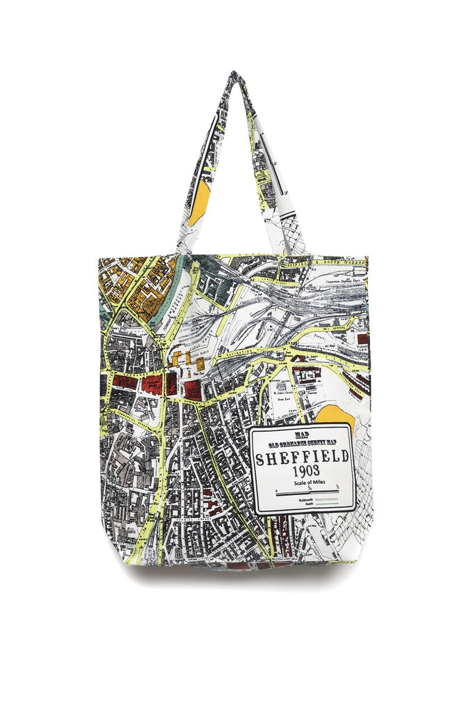 One Hundred Stars Canvas Bag Sheffield