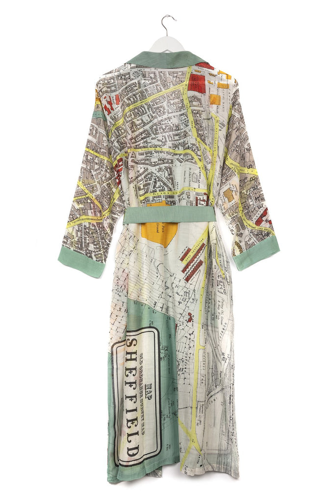 One Hundred Stars Sheffield Map Gown