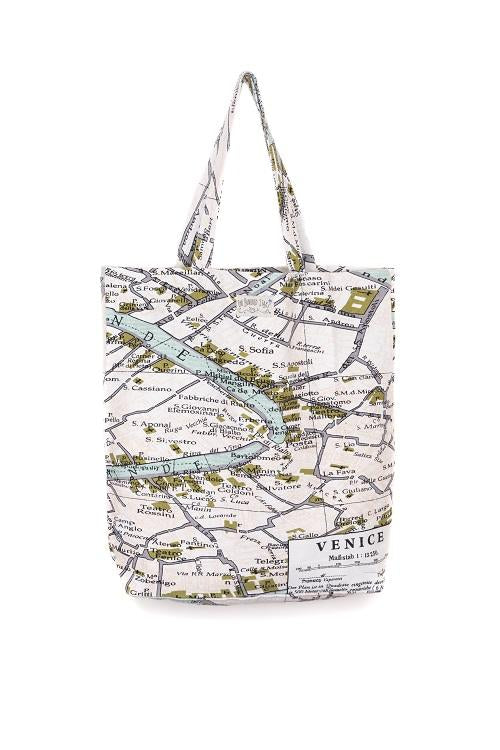 One Hundred Stars Venice Tote Bag