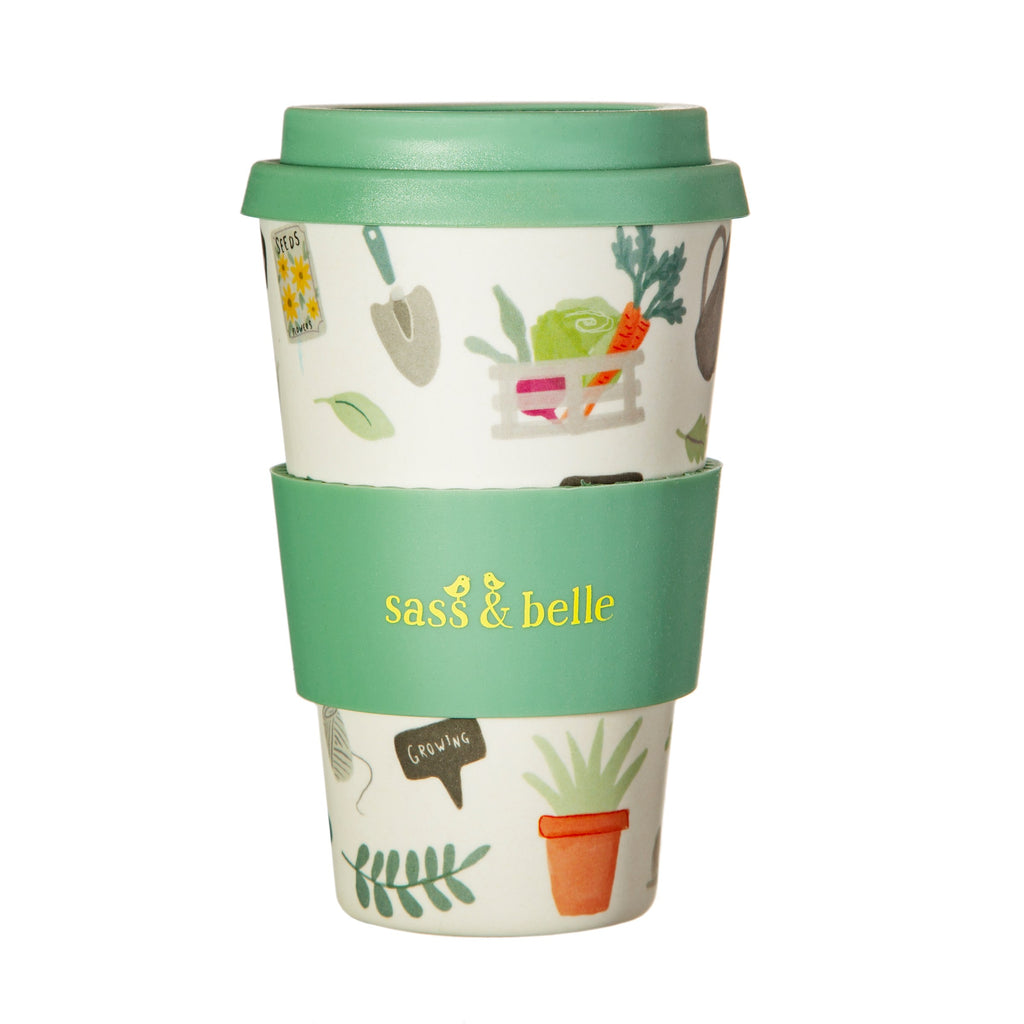 Gardening Reusable Coffee/Tea Cup