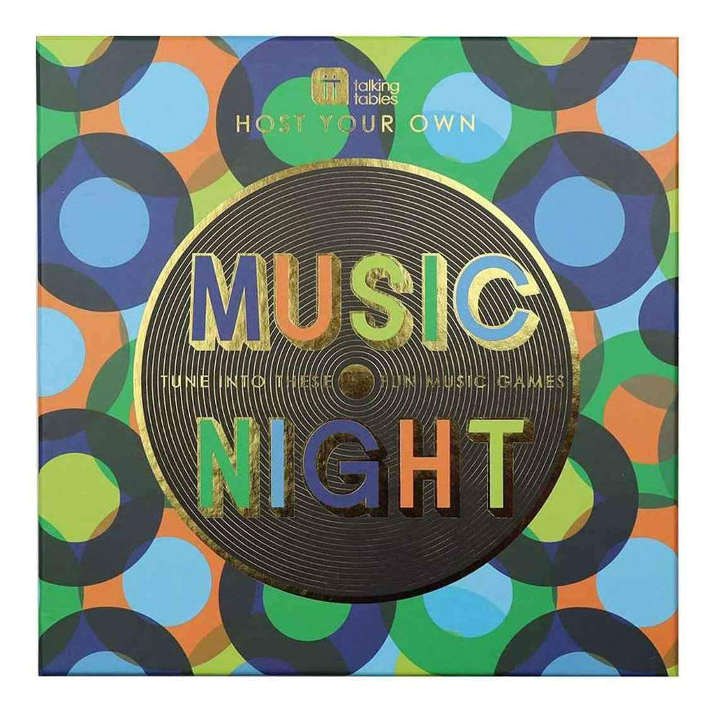 Music Night Game