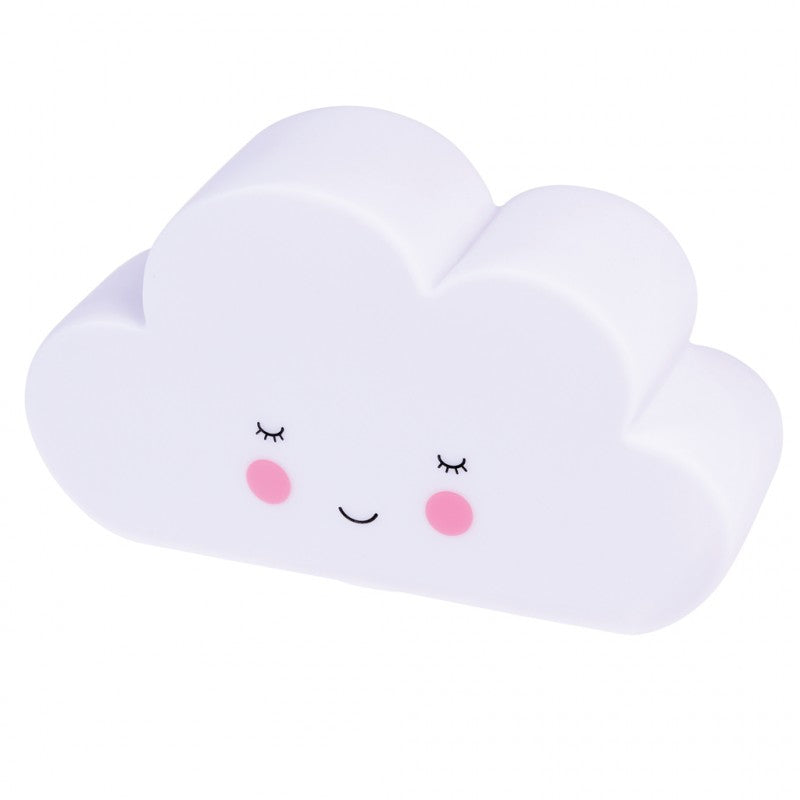 Smiley Cloud Night Light Within Reason