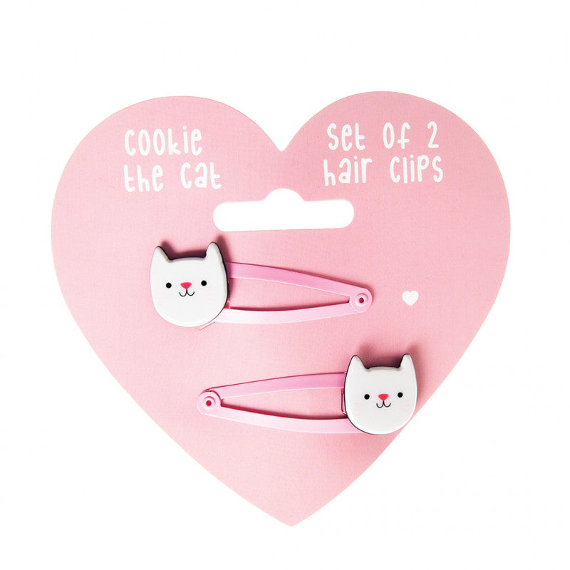 Cat Hair Clips (set of 2)