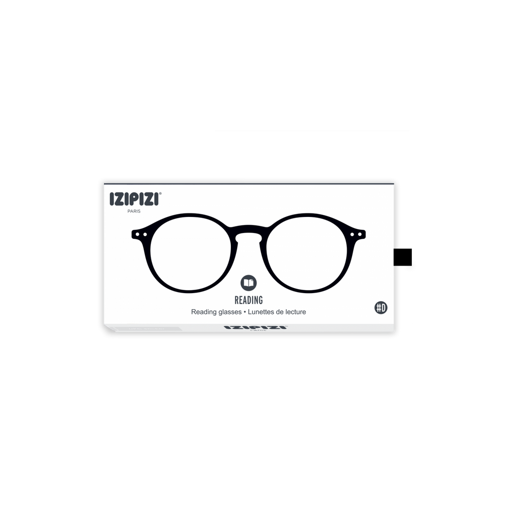 Izipizi #D Black Reading Glasses