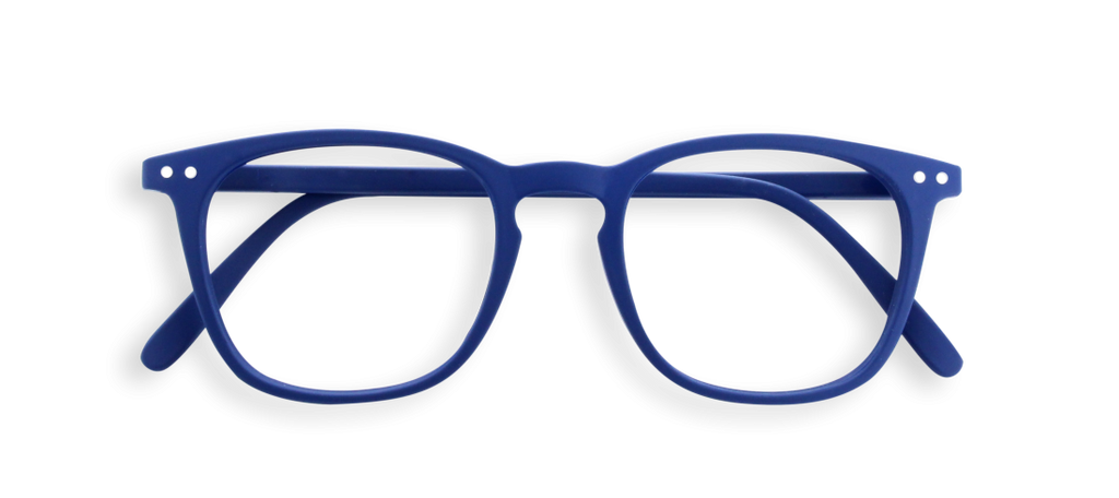 Izipizi #E Navy Blue Reading Glasses