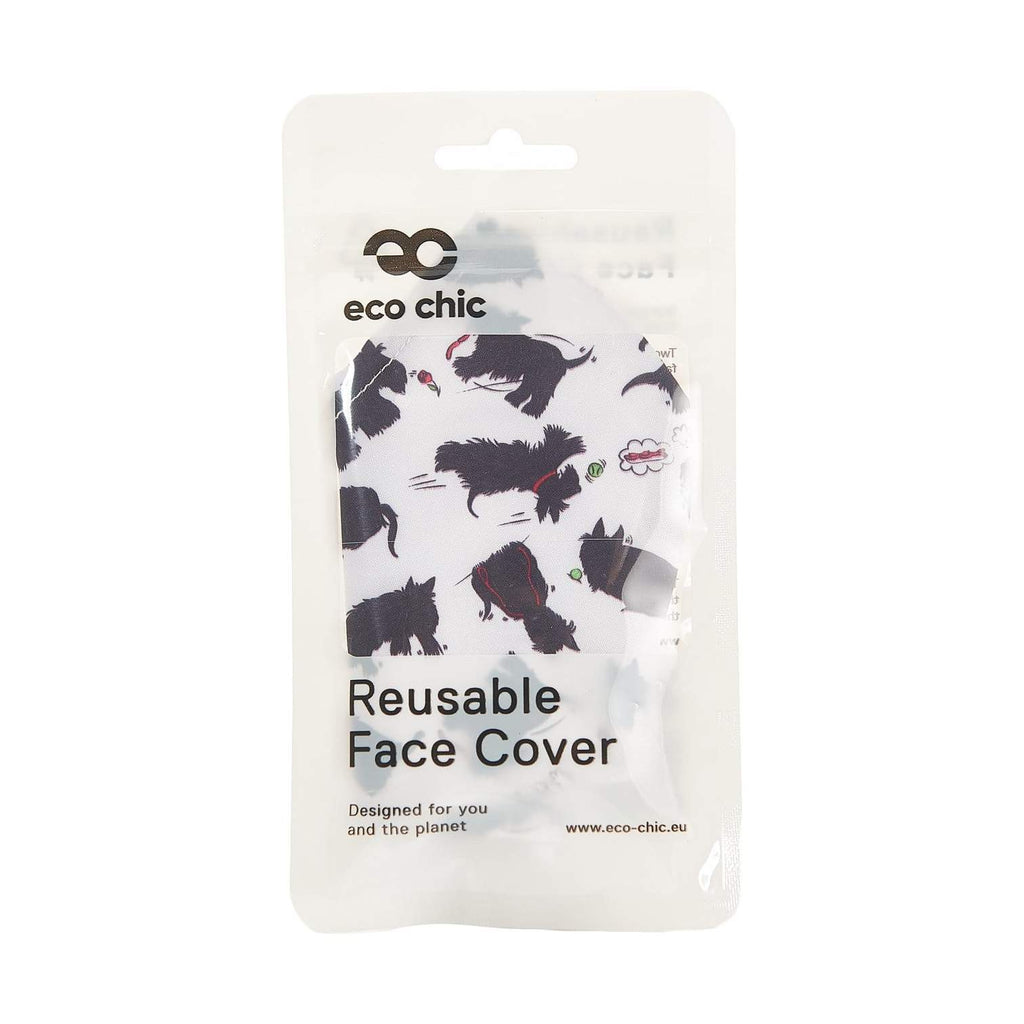 Face Cover Scotty Dog