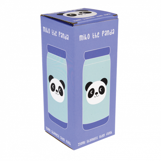 Insulated Panda Flask