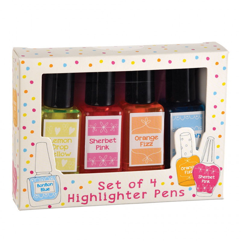 Nail Varnish Highlighters