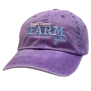 Small Town Farm Girl Youth Cap