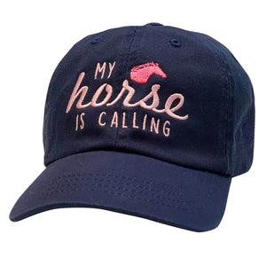 My Horse is Calling Youth Cap