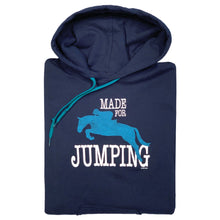 Load image into Gallery viewer, Made For Jumping Adult Hoodie 19503