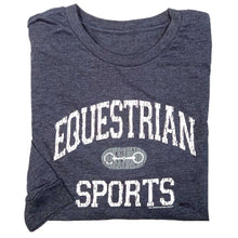 Load image into Gallery viewer, Equestrian Sports Adult Long Sleeve Tee 19538