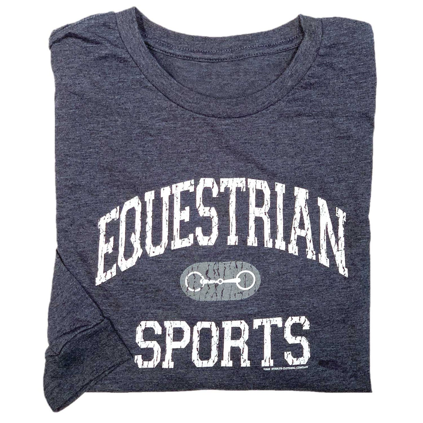 Equestrian Sports Adult Long Sleeve Tee 19538