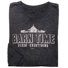 Load image into Gallery viewer, Barn Time Adult Long Sleeve Tee 19542
