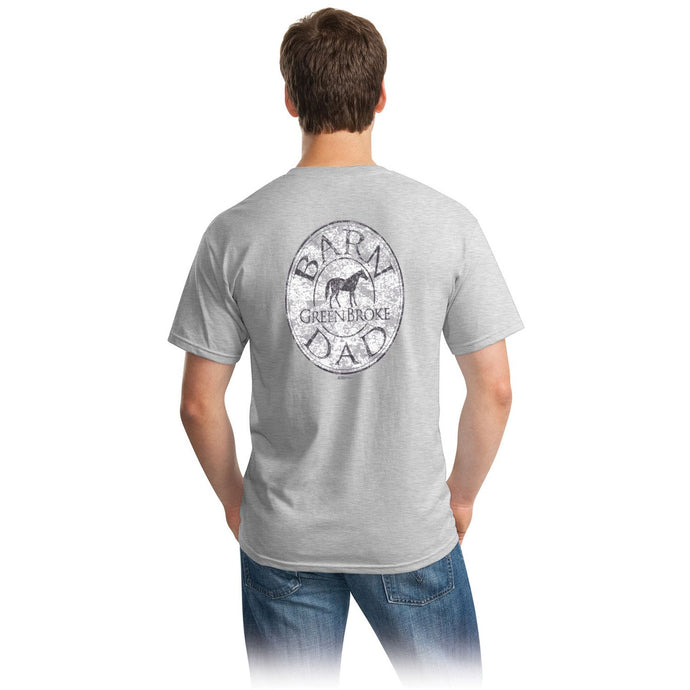 Barn Dad Adult Short Sleeve Tee 21143