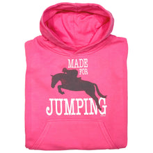 Load image into Gallery viewer, Made For Jumping Youth Hoodie 19566