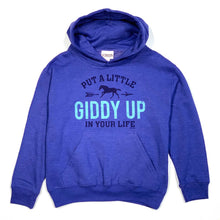 Load image into Gallery viewer, Giddy Up Youth Hoodie 19569