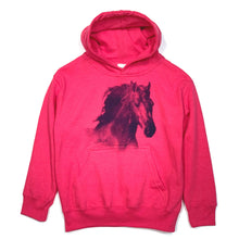 Load image into Gallery viewer, Horse Head Youth Hoodie 19572