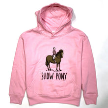 Load image into Gallery viewer, Show Pony Youth Hoodie 19574