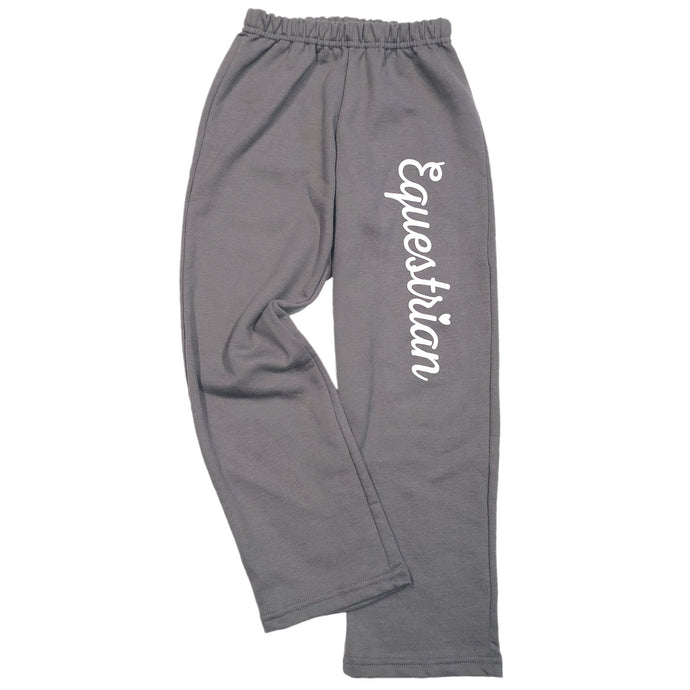 Equestrian Script Youth Pants 19576