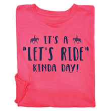 Load image into Gallery viewer, Let's Ride Kinda Day Youth Long Sleeve Tee 19592