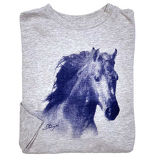Load image into Gallery viewer, Horse Head Youth Long Sleeve Tee 19597