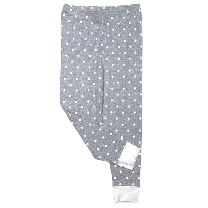 Youth Heather/White Dot Pajama Pants 19614