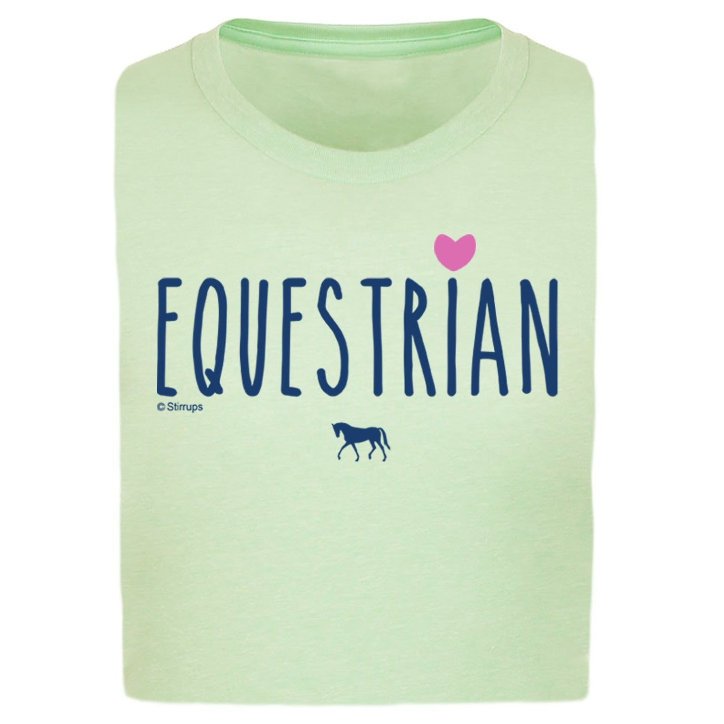 Equestrian Ladies Short Sleeve Tee