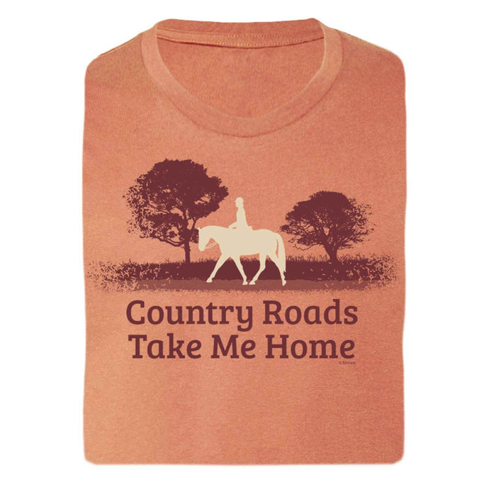 Country Roads Adult Short Sleeve Tee 20134