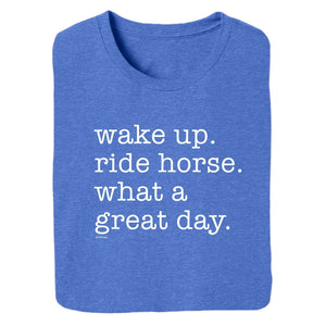 Great Day Adult Short Sleeve Tee 20136