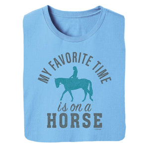 My Favorite Time Adult Short Sleeve Tee 20138