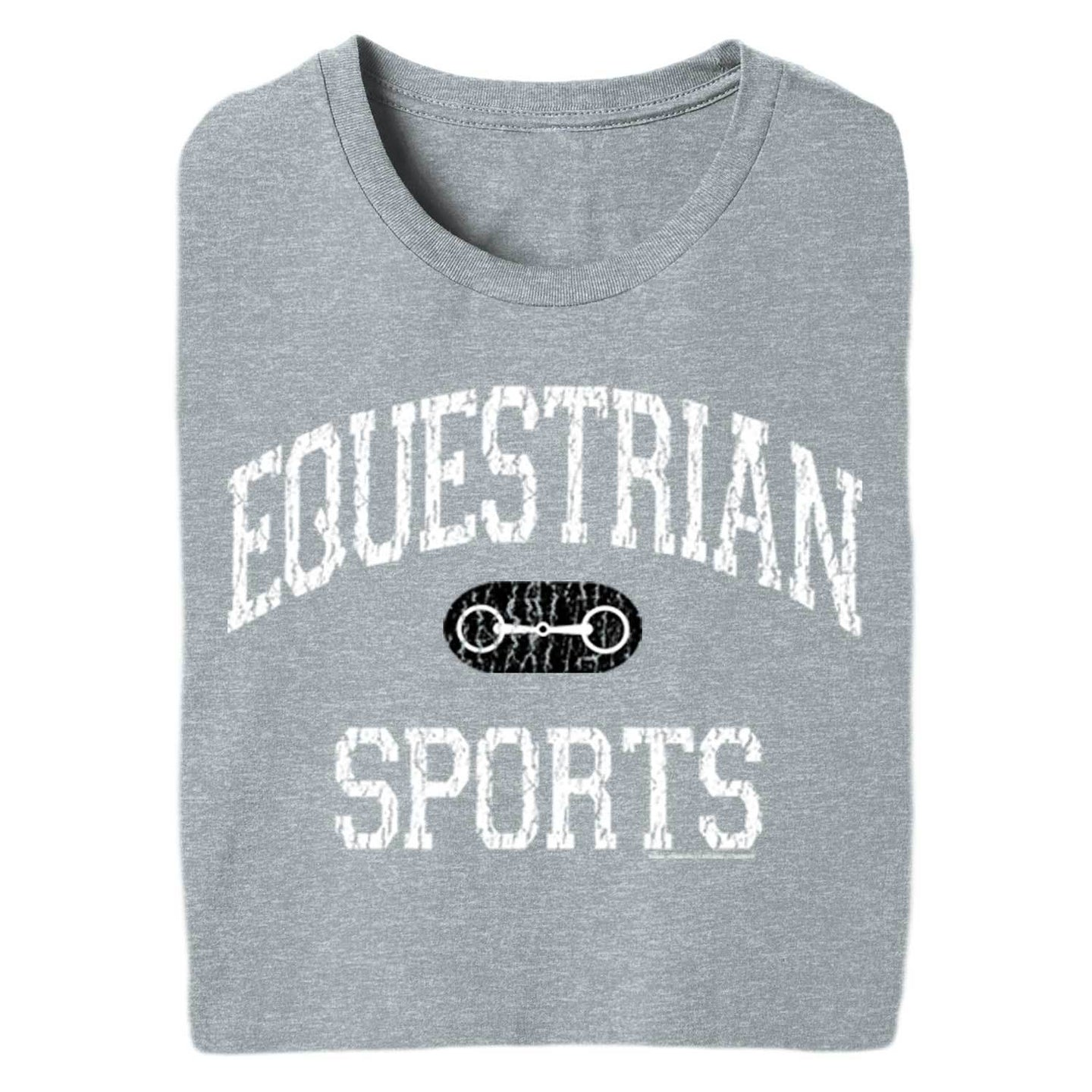 Equestrian Sports Adult Short Sleeve Tee 20142