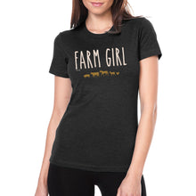 Load image into Gallery viewer, Farm Girl Ladies Short Sleeve Tee 20147