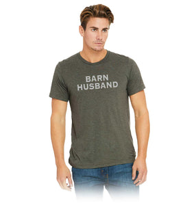Barn Husband Adult Short Sleeve Tee 20151