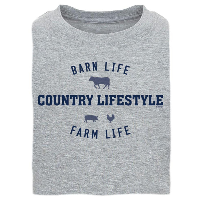 Country Lifestyle Youth Short Sleeve Tee 20175