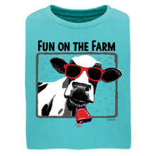 Load image into Gallery viewer, Fun on the Farm Youth Short Sleeve Tee 20176
