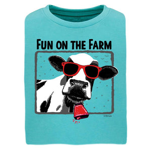 Fun on the Farm Youth Short Sleeve Tee 20176