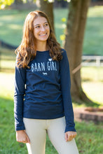 Load image into Gallery viewer, 20527 - Barn Girl Long Sleeve Fitted Tee