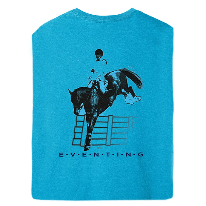 21131 Eventing Adult Short Sleeve Tee