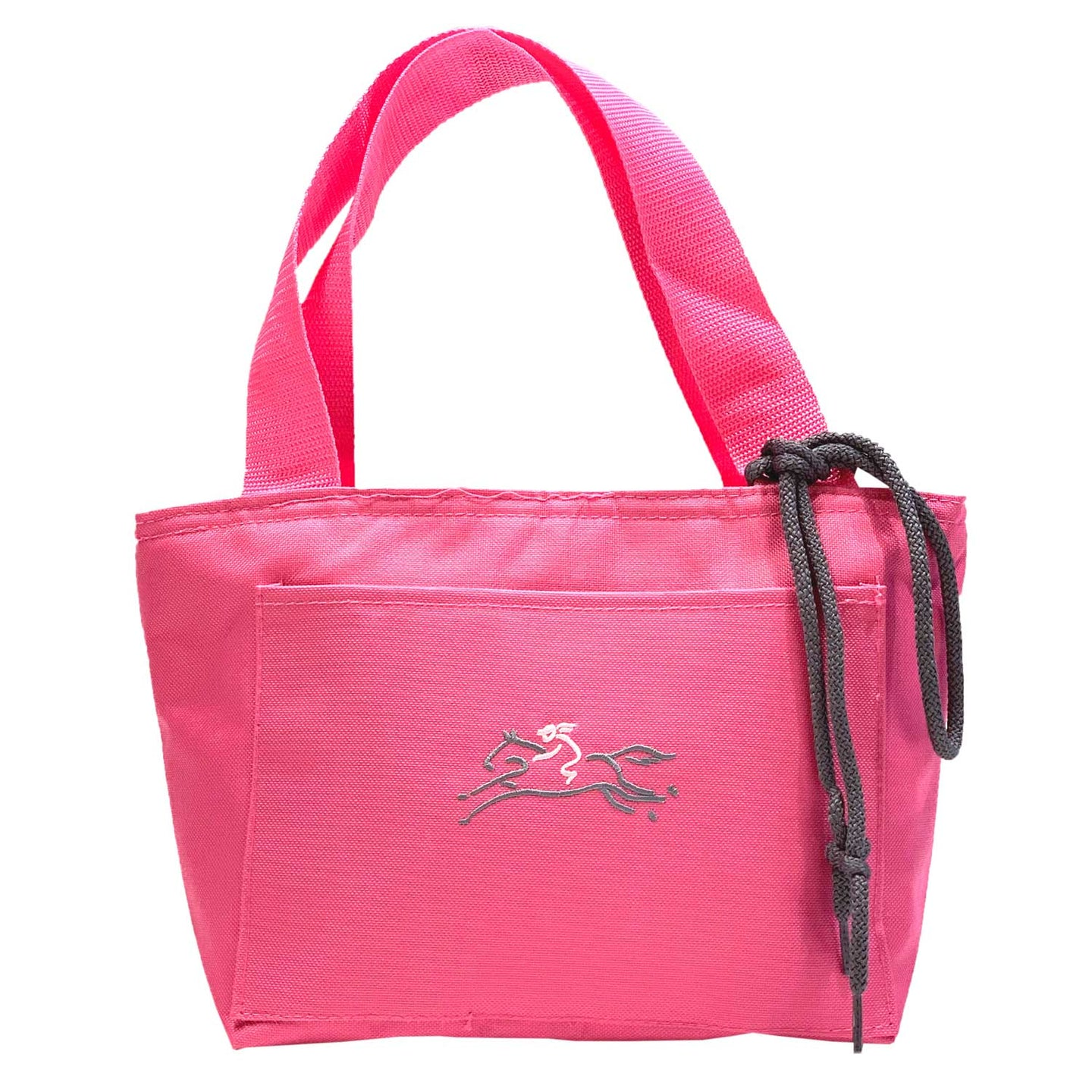 Girl On Horse Lunch Tote B884