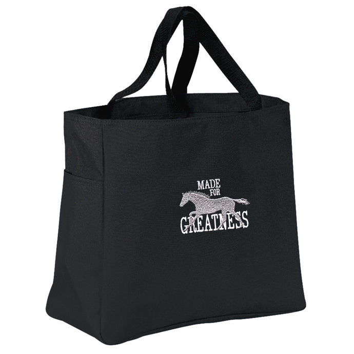 Made For Greatness Barn Tote B894